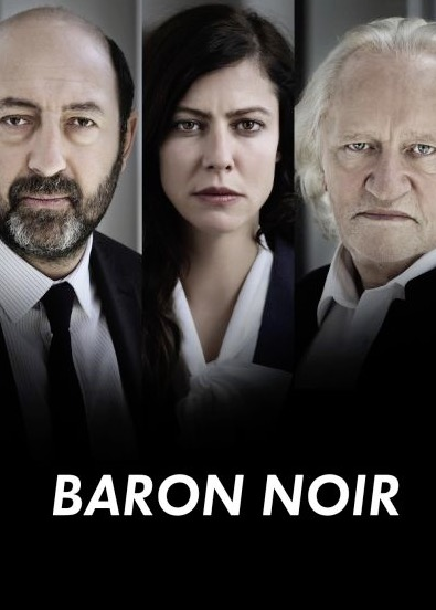 baron noir sertie TV