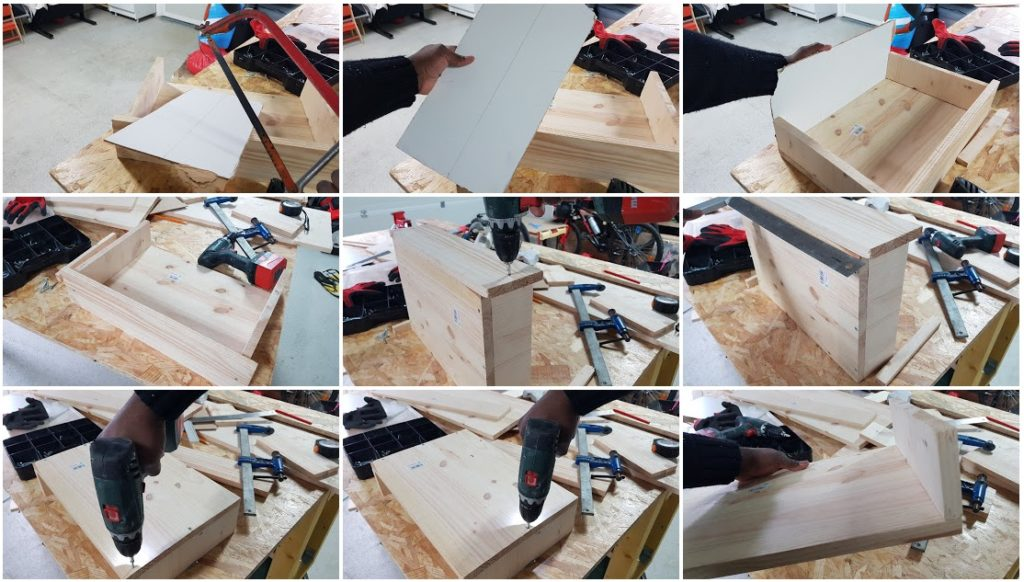 fabriquer un tiroir dimitri.tech